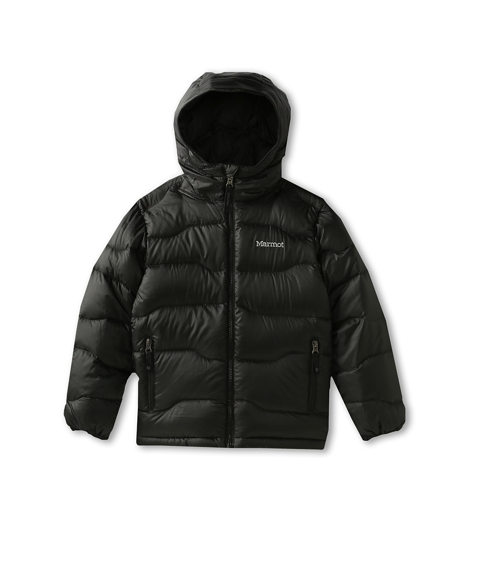 Marmot Kids Boys Ama Dablam Jacket Little Kids/Big Kids Black Boys Coat