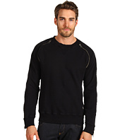 Pierre Balmain - Zipper Raglan Sleeve Sweatshirt