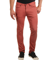 KR3W - Skinny Denim in Terracotta