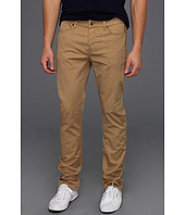 KR3W - Slim 5-Pocket Twill in Gold Heather