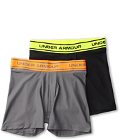 Under Armour Kids - Boys' HeatGear® Boxerjock® 2-Pack (Big Kids)