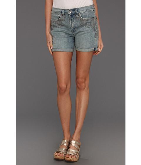 Cheap Calvin Klein Jeans Vintage Comfort Stretch Saltwater Wash Weekend Short W Embroidery Medium Wash