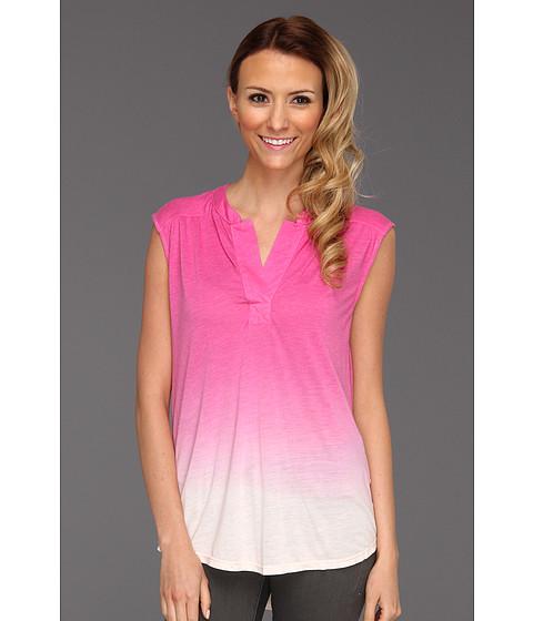 Cheap Calvin Klein Jeans Nep Jersey Top Jaipur Pink
