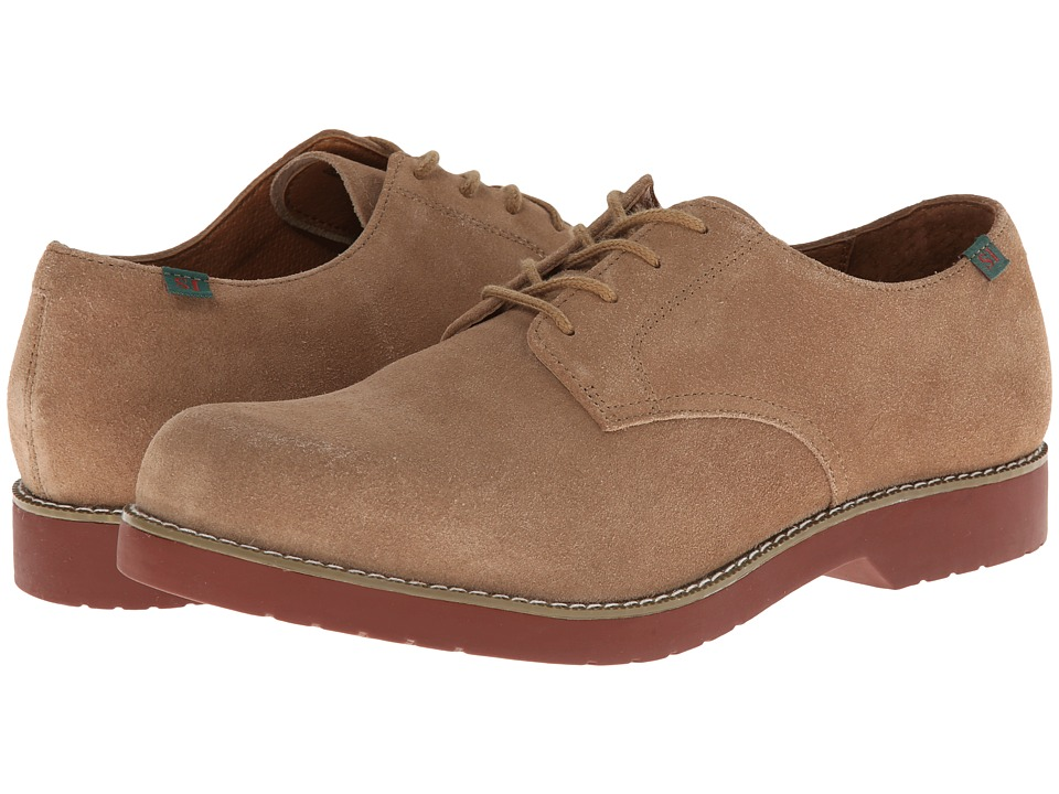 School Issue Semester Adult Tan Suede Boys Shoes