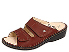 Finn Comfort - Jamaica - 82519 (Brandy Country Soft Footbed)
