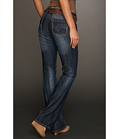 UNIONBAY - Mia Back Pocket Stitch Denim Jean in Moonbeam