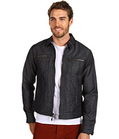 John Varvatos - Denim Style Zip Jacket