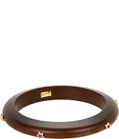 Elizabeth and James  Victorian Star Small Wooden Bangle  image