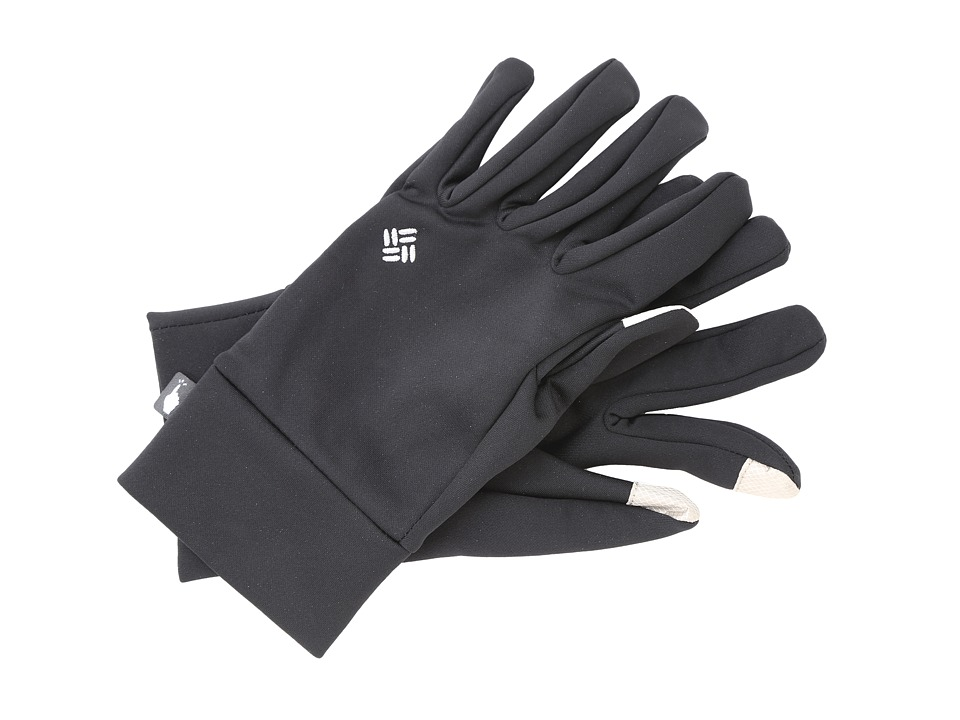 Columbia Omni-Heat Touchtm Glove Liner (Black) Extreme Cold Weather Gloves