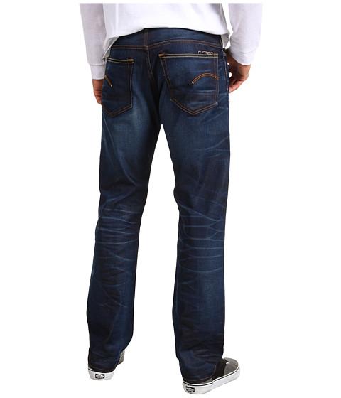 G-Star 3301 Straight Jean in Lexicon Dark Aged