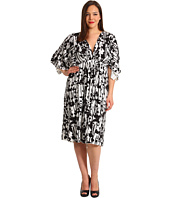 Rachel Pally Plus - Plus Size Knee-Length Caftan Print - WL