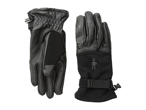 Smartwool PhD Spring Glove - Black