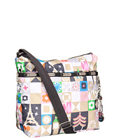 LeSportsac - Small Cleo Crossbody with Charm