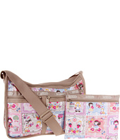 LeSportsac - Deluxe Everyday Bag w/ Charm