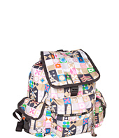 LeSportsac - Voyager Backpack with Charm