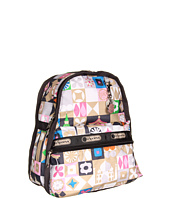 LeSportsac - Mini Basic Backpack w/ Charm