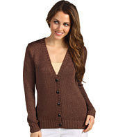 Jones New York - L/S Deep V Cardigan