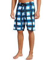 Volcom - Wavey Plaid Boardshort