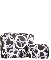 LeSportsac - Extra Large Rectangular and Square Cosmetic Combo