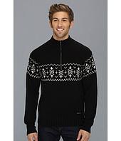 ExOfficio  Cafenisto 1/4 Zip Jacquard Sweater  image