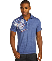Marc Ecko Cut & Sew - Burnout Graphic Polo