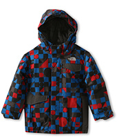 The North Face Kids - Boys' Insulated Geo Blox Jacket (Toddler)