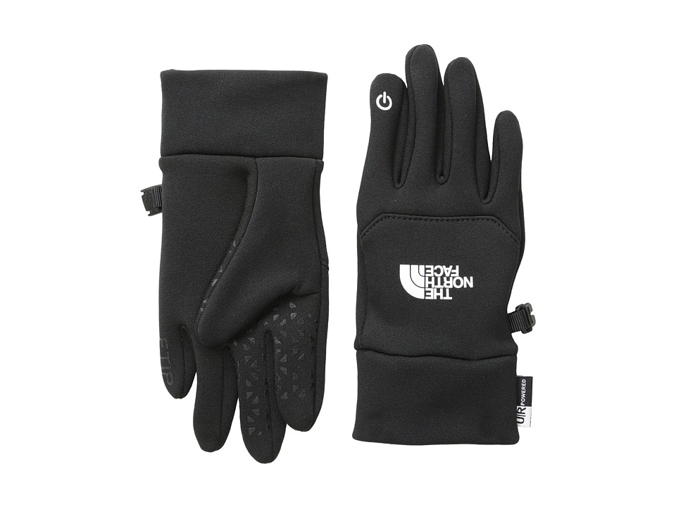 The North Face Kids Youth Etip Glove (Big Kids) (TNF Black) Extreme Cold Weather Gloves