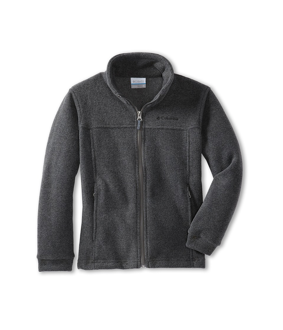 Columbia Kids - Steens Mttm II Fleece (Little Kids/Big Kids) (Charcoal Heather) Boys Fleece