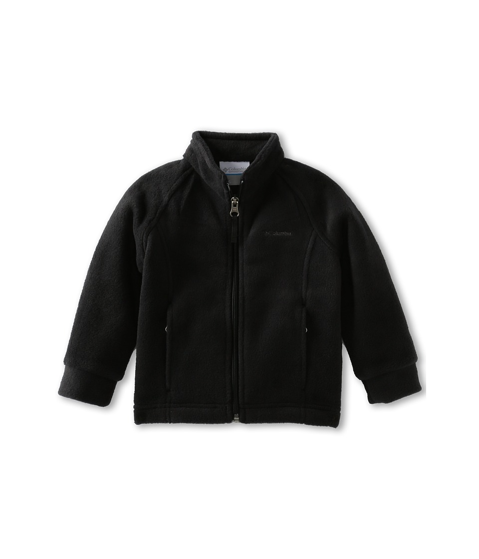 Columbia Kids - Steens Mttm II Fleece (Toddler) (Black) Boys Fleece