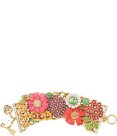 Betsey Johnson - Garden Party Flower Bracelet