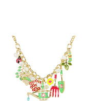 Betsey Johnson - Garden Party Gardening Tools Necklace