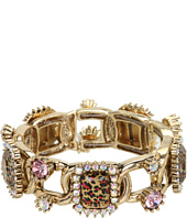 Betsey Johnson - Leopard All Around Stretch Bracelet