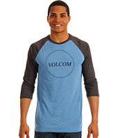 Volcom - Cleaner 3/4 Sleeve Raglan Tee