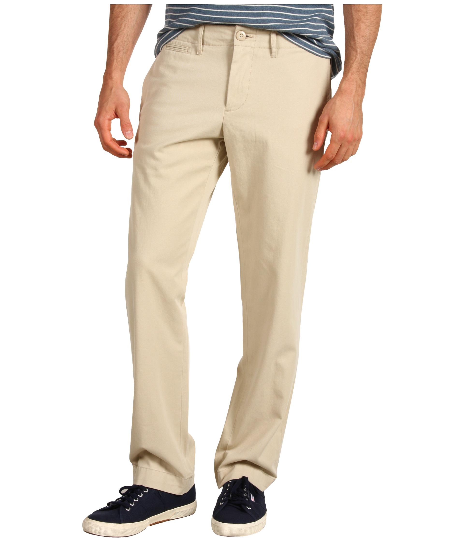 Deals Low Price Lucky Brand Chino Pant Zipper R 1126 Dark Seashell