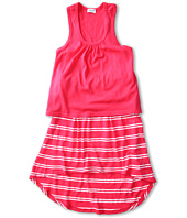 Splendid Littles - Double French Stripe Skirt Set (Little Kids)