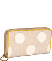 Fossil - Key-Per Dot Zip Clutch