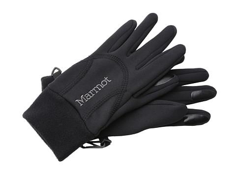 Marmot Women s Power Stretch Glove - Black