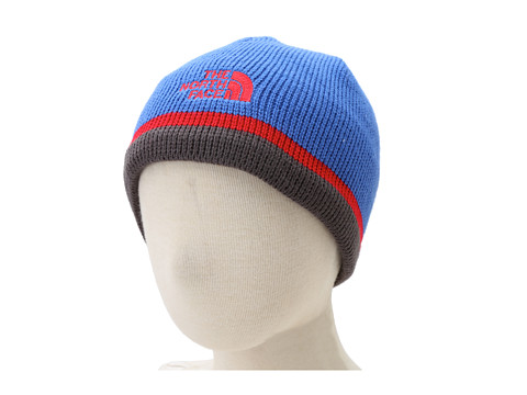The North Face Kids - Keen Beanie (Big Kids) (Nautical Blue) - Hats