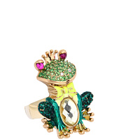 Betsey Johnson - Walk in the Park Frog Stretch Ring
