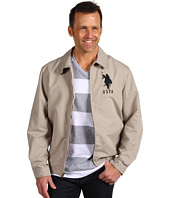 U.S. Polo Assn - Micro Golf Jacket with Big Pony