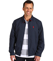 U.S. Polo Assn - Micro Golf Jacket with Small Pony