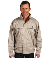 U.S. POLO ASSN. - Windbreaker with Piping