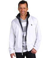 U.S. Polo Assn - Solid Windbreaker with Small Pony