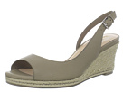 Cole Haan - Adelaide Mid Wedge (Summer Khaki) - Footwear