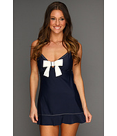 Eco Swim by Aqua Green - Basics Bow Swimdress