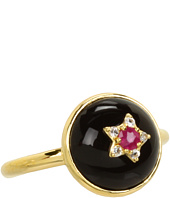 Elizabeth and James - Victorian Star Small Ring