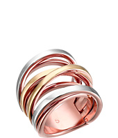Michael Kors - Tri-toned Intertwined Ring