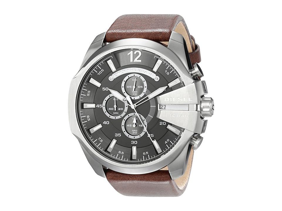 Diesel - DZ4290 Leather Quartz Watch