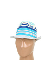 Calvin Klein - Color Block Ribbon Fedora