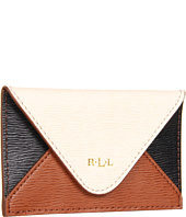 LAUREN Ralph Lauren - Newbury Color- Envelope Card Case